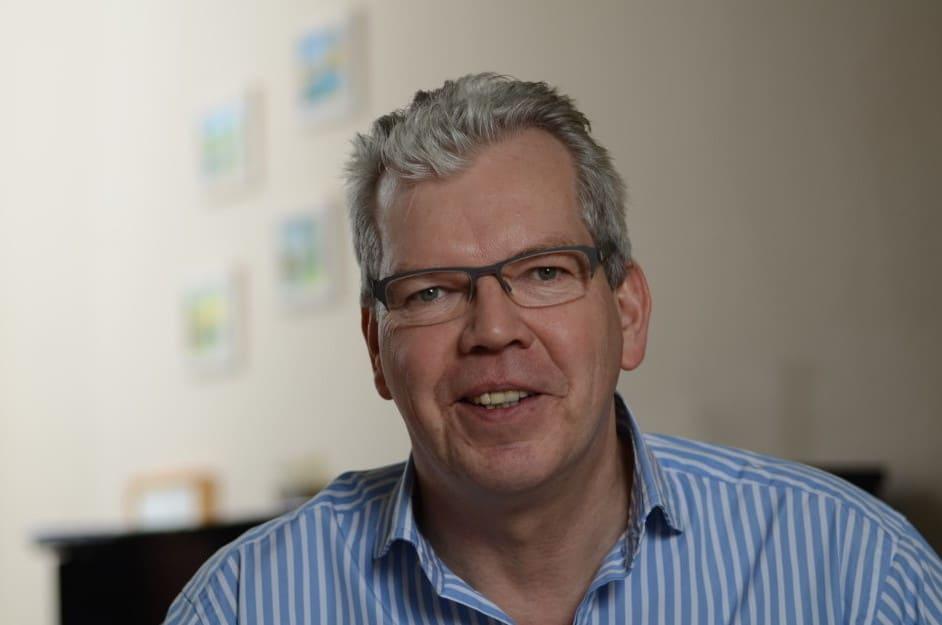 Initiator und Blogger Hendrik Dohmeyer