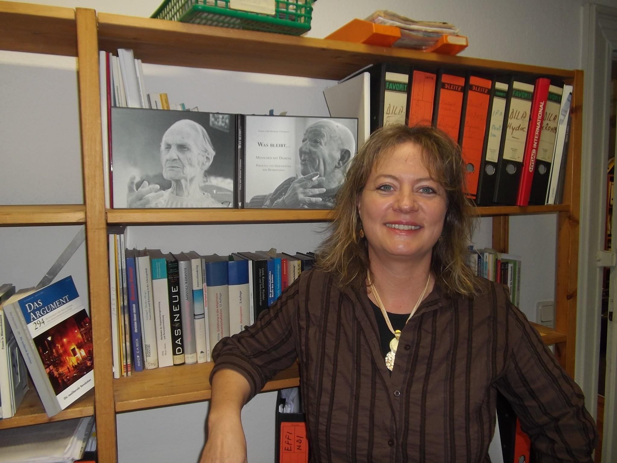 Dr. Sabine Kirchen-Peters vom ISO-Institut