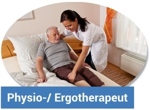 Hilfenetzwerk Ergotherapeut Physiotherapeut