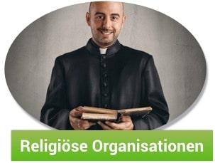 Hilfenetzwerk Religiöse Organisationen