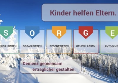 SORGE Seminar Wintermotiv